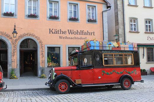 Käthe Wolfahrt - Rothenburg