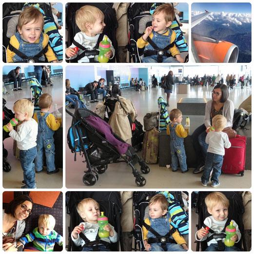 Octobre 2010 : Premier voyage entre amis pour V´et Anton
