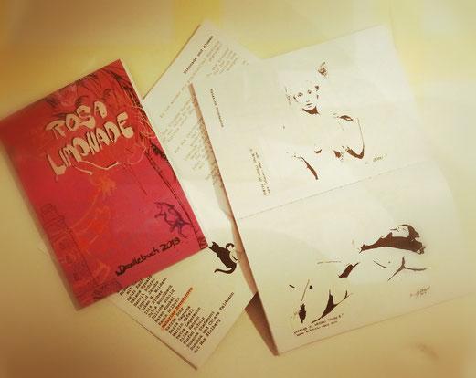 "Das AUSMALBUCH "" Doodlebuch 2019"" Berlin / Bunte Hunde"