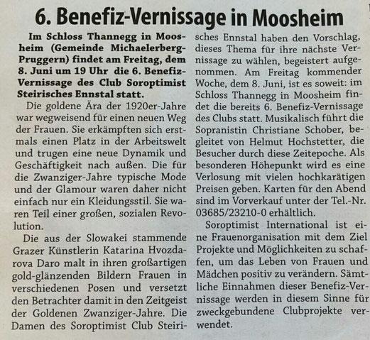 8.6.2018 Schloss Thannegg Moosheim