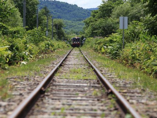 「線路は続くよどこまでも」2012年