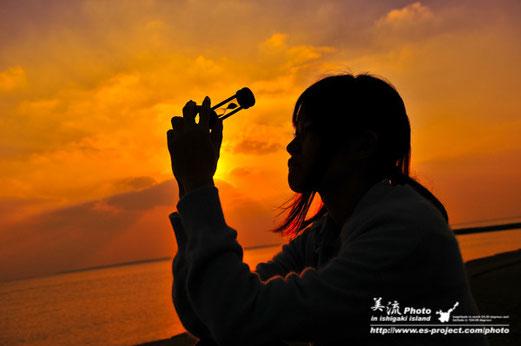 沖縄本島での1日1組限定撮影