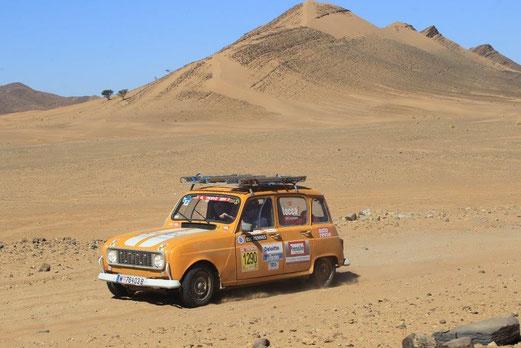 R4 Team im Marokko