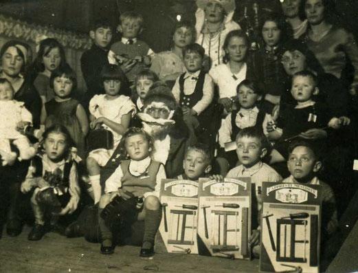 Arbre de Noël de 1933