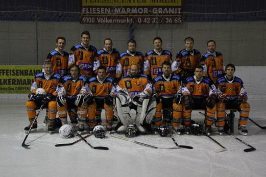 UHL Mannschaft Saison 2013/2014