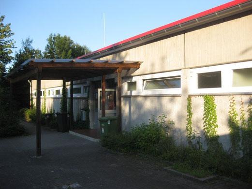 Pfalzbachhalle Mitlechtern: Heimspielort der SG 03 Teams