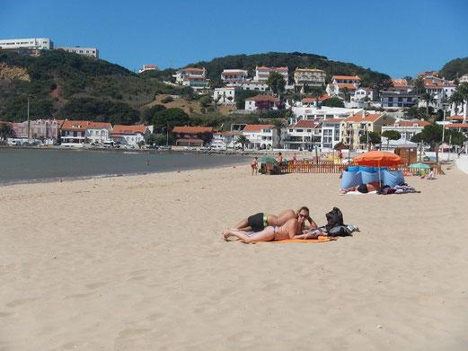 Urlaub im September, Portugal