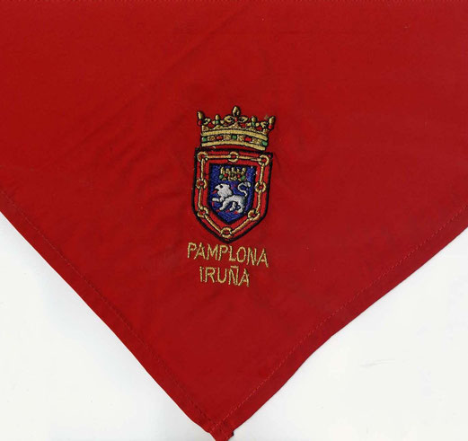 Pañuelo Pamplona