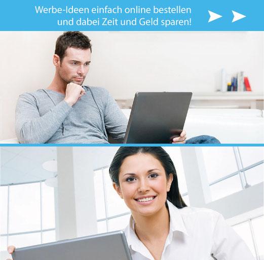 Werbe onlineshop