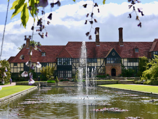 Gartenfoto von Wisley Garten