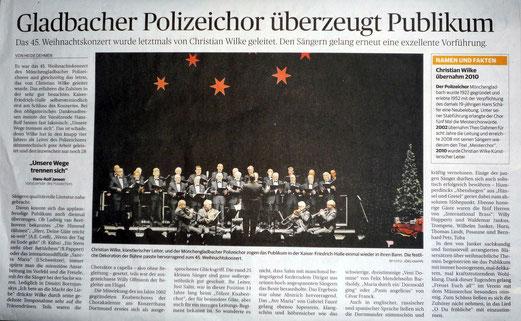 Rheinische Post - 16.12.2013