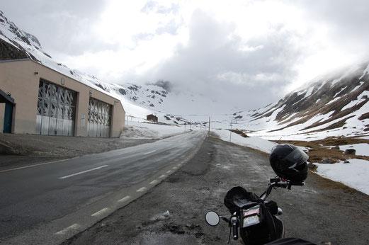Einer der Gründe, warum ich Motorrad fahre...