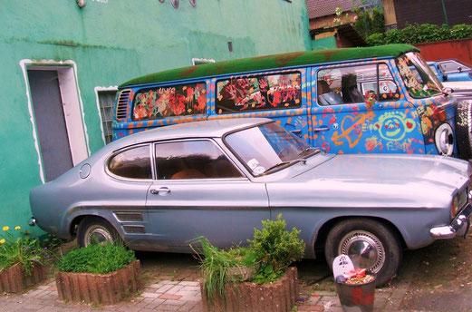 Schöne Autos haben die Ludolfs...