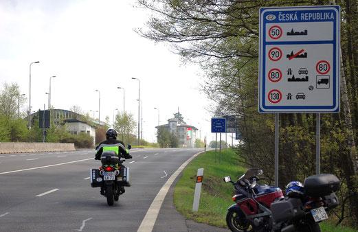 Einreise in die Tschechei