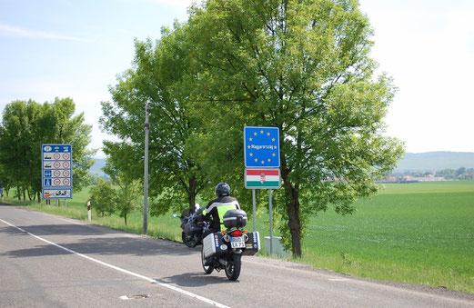 Willkommen in Ungarn