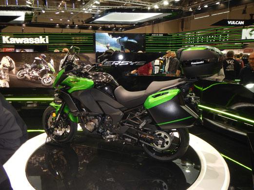 Kawasaki Versys 650. Mein nächstes Motorrad in 2017.