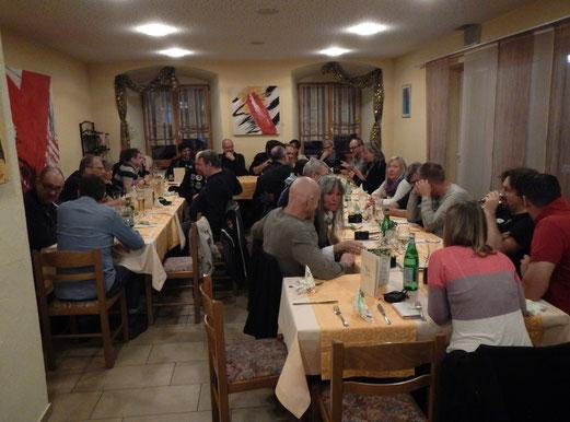 Abendveranstaltung der IBA