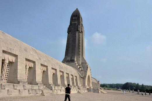 Das Beinhaus von Verdun.