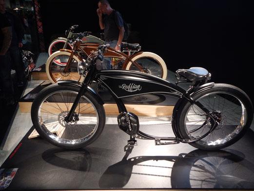 Damit würde sogar ich Fahrrad fahren!