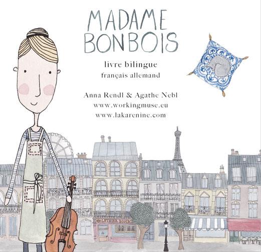 Madame Bonbois, Working Muse Buch