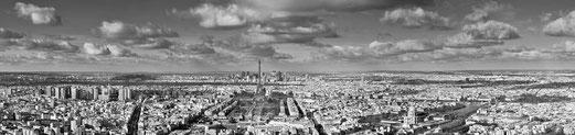 Les prévisions météo pour Paris.