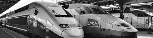 Consulter les horaires et services de la gare de Poitiers.