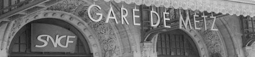 Gares et connexions (Metz ville)