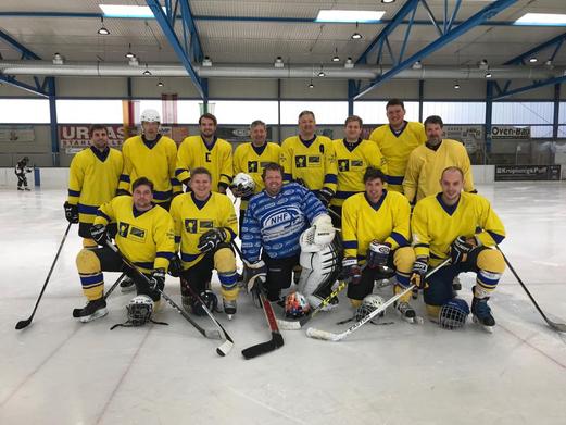 UHL Finaltag 16.03.2019 - Spiel gegen Mökriach um Platz 7 - 3:2 Sieg!