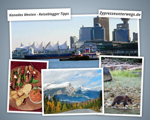 Kanadas Westen - Reiseblogger geben Tipps - (C) Teilzeitreisender oder Takly on Tour