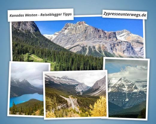 Kanadas Westen - Reiseblogger geben Tipps - (C) blickgewinkelt oder snoopsmaus