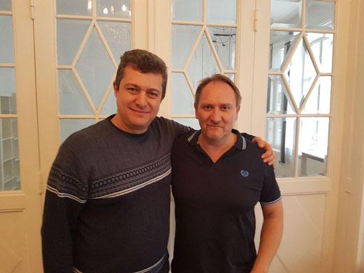Filip Filipov und Andreas Nußbaummüller