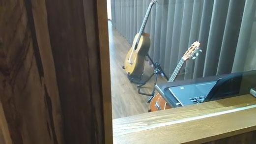 森充ギター教室白山東新町での初仕事