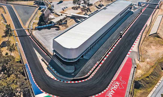 Kyalami Grand Prix Circuit / Intercontinental GT-Challenge / Südafrika