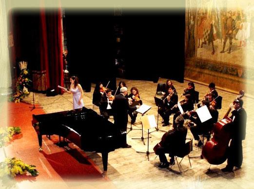 """ORCHESTRA DA CAMERA """"ORFEO STILLO"""" - TEATRO """"A.RENDANO"""" - COSENZA"""