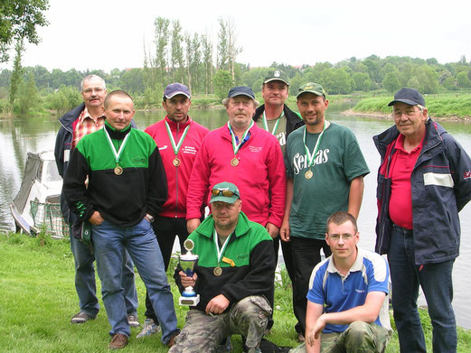 3. Platz Landesmeisterschft 2008