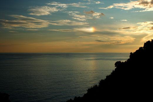 Regenbogen Cinque Terre