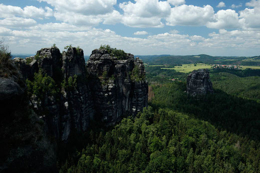 Saxon Switzerland National Park, National Parks Germany, Mountains in Germany