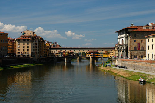 Ponte Vecchio of Florence, Sights in Florence, lonelyroadlover