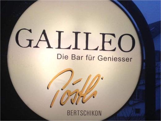 Die Galileo Bar in Bertschikon macht wieder auf. Bild: René Voney