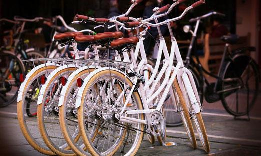 Fahrrad und Bewegung rund um den Aschaffenburger Hauptbahnhof