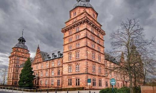 Museumsnacht / Die Aschaffenburger Museumslandschaft mit den Glanzpunkten Schloss Johannisburg und Pompejanum in einer Nacht entdecken