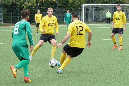 Erster Saisonsieg: Vierte Mannschaft im Heimspiel gegen Bader SV 2. - Fotos: mal.