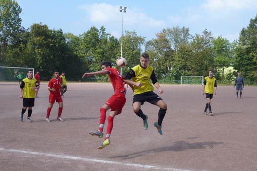 Verdienter Auswärtssieg: TuS A-Jugend beim FC Alanya. - Foto: mal.