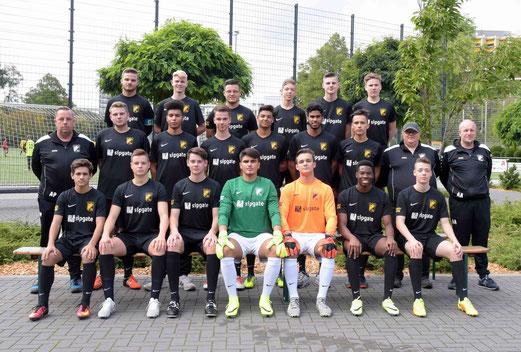 TuS A-Jugend Saison 2017/18. - Foto: a.s.