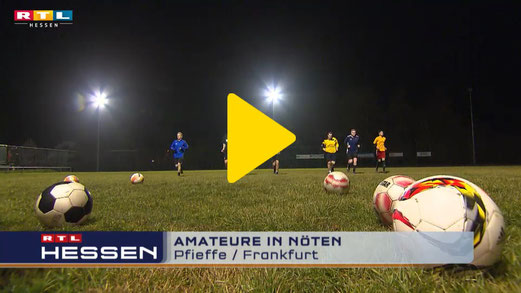 Beitrag RTL TSV Pfieffe