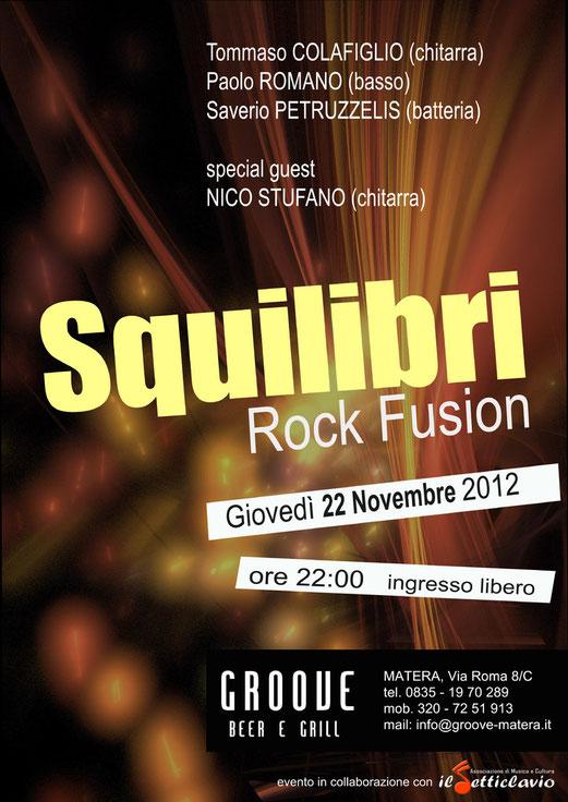 SQUILIBRI - Rock Fusion