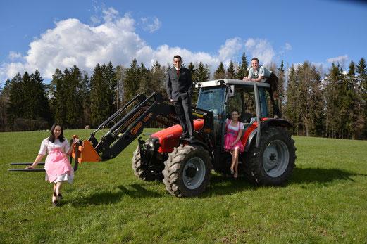 Projekt Schafmandl - Imkerei - Landwirtschaft - Forstwirtschaft