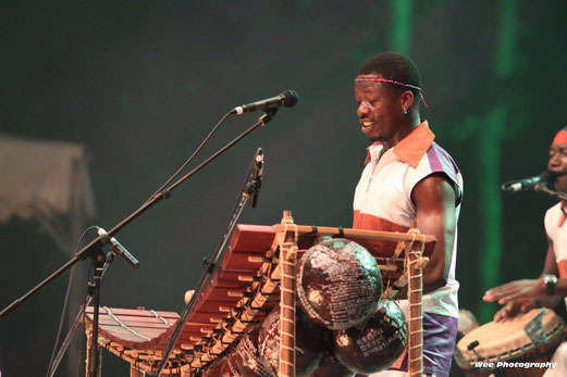 Originating from a traditional musical family Mamadou Diabaté is now a renown world music star.