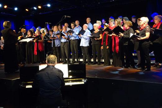 Der Chor Cantare im Konzert 2018
