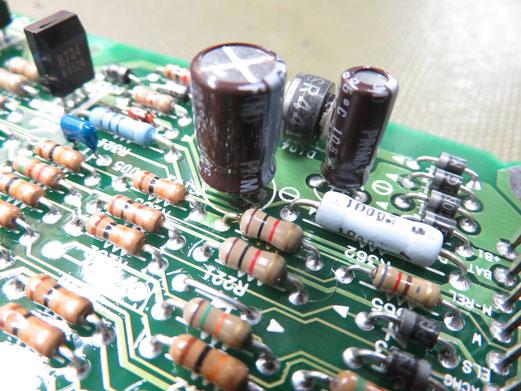 クラウン JZS130 エンジン始動不良 ECU修理 89661-30820(175700-5532)